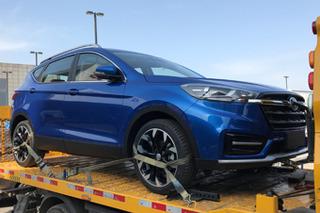 网通社北京车展探馆:骏派全新A级SUV-D80