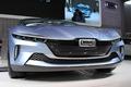 网通社车展探馆:高性能智能电动轿跑概念车