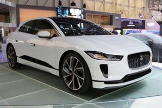 捷豹电动SUV I-PACE公布售价 指导价68.8万