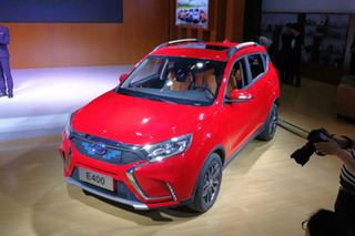 江铃首款纯电动SUV上市 补贴后售价8.98万起