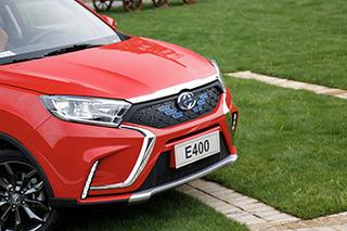 它第一款纯电动SUV如何? 试江铃新能源E400