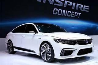 东风本田下半年推旗舰轿车 搭智能辅助系统
