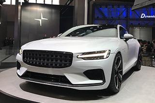 Polestar再规划2新车 纯电动轿车2020年上市