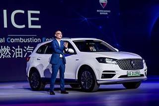 宝沃首款纯电动SUV正式上市 补贴后售28.5万起