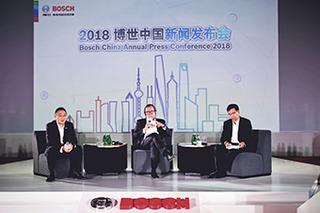 博世2017年业绩创新高 加速物联网战略落地中国