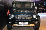 北汽BJ40 Plus/BJ80珠峰版上市 售价15.98万元起