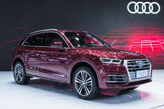 全新奥迪Q5L开启预售 6款车型/预售39.5-58万元