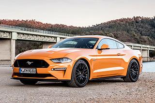 这可能是你离V8最近的一回 福特Mustang了解一下