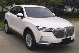 宝沃全新轿跑SUV新增纯电动车型 外观时尚运动