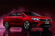 细化紧凑型车市场 吉利缤瑞将于明日正式亮相