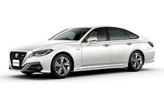 起售价合人民币27万 丰田全新皇冠下月本土开卖
