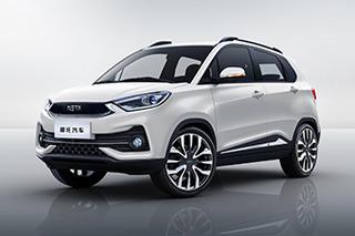 合众新能源首款车 定名哪吒N01/今年三季度上市