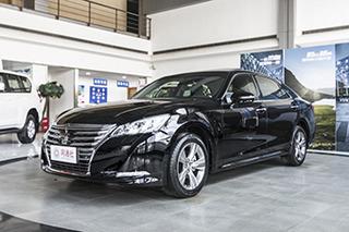 响应关税调整 一汽丰田皇冠全新价格/25.48万起