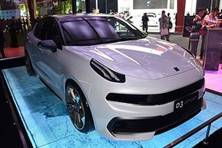 主推插电混合动力车型 领克公布下半年新车规划
