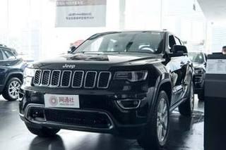 不受对美关税上调影响 Jeep大切诺基维持原售价