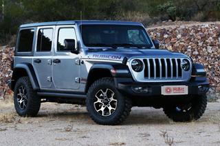 Jeep牧马人新老对比