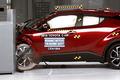 驾驶员保护到位! 丰田全新小SUV C-HR安全解析
