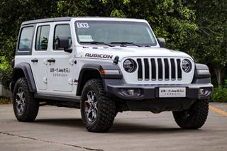 Jeep全新牧马人价格公布 售价42.99万-53.99万元