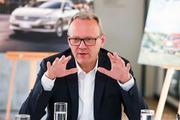 冯思翰:全面发力,大众依旧是消费者的购车首选