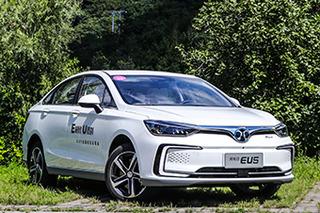 进步的不只是续航里程 试驾北汽新能源 EU5 R500