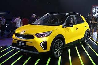 起亚全新小型SUV奕跑上市 售6.98、7.98万元