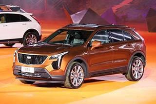 凯迪拉克新豪华运动SUV XT4上市 售25.97万元起