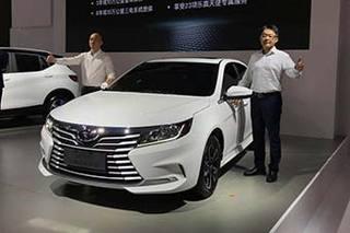 东南全新紧凑级轿车A5正式亮相 将于4季度上市