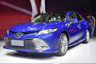 广汽丰田8月销量增近5成 凯美瑞同比增长137.1%
