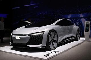 """奥迪将推12款纯电动车 均以""""e-tron""""形式命名"""