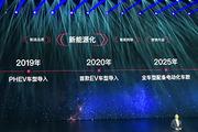 AVALON/奕泽EV�{� 一汽丰田新产品规划曝光