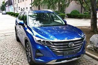 亮相巴黎国际车展 广汽传祺全新换代GS5今日预售