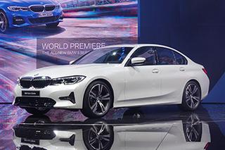 全新一代BMW 3系正式发布 于2019年国产上市
