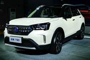 东风启辰T60将于11月16日上市 预计9万元起售