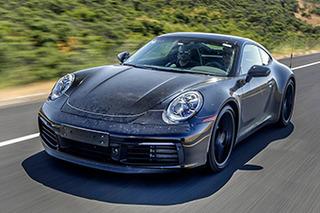 豪车情报丨全新911美国路试/迈凯伦超跑26日发布