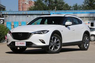 CX-4将推2.5L蓝天运动版 低于19万/10月26日上市