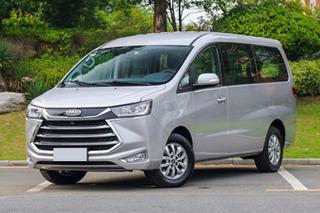 江淮新瑞风M4正式上市 售9.98万起/推12款车型