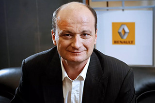 缪尔格出任雷诺集团销售和区域事业部执行副总裁