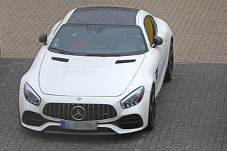 AMG GT将增入门车型 换3.0T发动机/售价有望下调