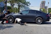 2018广州车展探馆:全新AMG GT 63 S四门版跑车