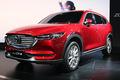 马自达全新七座SUV CX-8正式亮相 将于年内上市