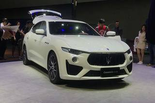 玛莎拉蒂Levante GTS正式上市 售159.8万元起