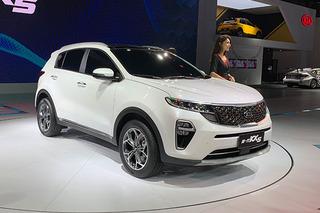 起亚新一代KX5正式亮相 提供两款动力/明年上市