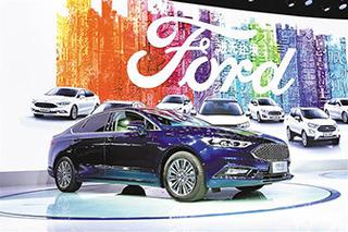 全球首款电动SUV有望明年国产 福特加速在华布局