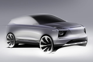 更多设计图曝光 爱驰首款量产车U5 11月29日首发