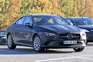 更多细节曝光 奔驰全新CLA轿车有望明年1月发布
