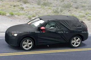 Q4还是Q3 Sportback?奥迪全新SUV将于明年发布