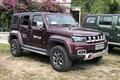 北京(BJ)40 PLUS增两新车型 售16.99万元起