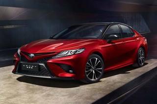 丰田新款凯美瑞正式上市 增全新车型/达国六标准
