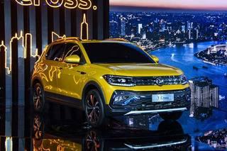 上汽大众T-Cross现已开启预售 4月11日正式上市