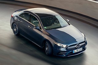 Mercedes-AMG A35 4matic sedan revealed